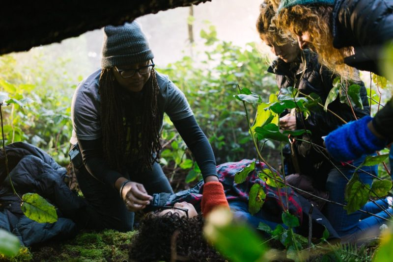 Stills from a Wrinkle in Time