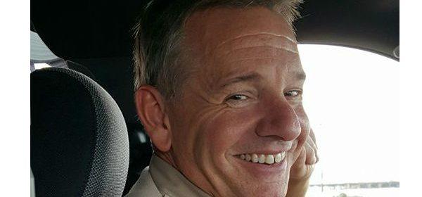 Lt. Ken Swithenbank of the Humboldt County Sheriff's Office