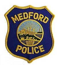Medford Police badge