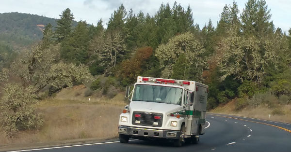 Armored medical ? Mendocino Sheriff