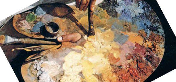 artist pallette