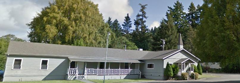 First Baptist Church Redway Screenshot of Google embed