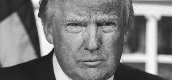 Donald Trump inauguration photo