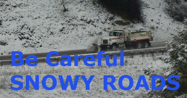 Snowy Roads by Jacob Whitney2