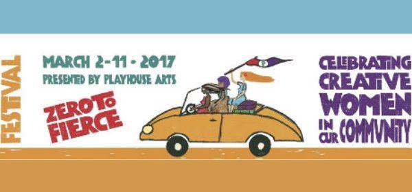 creative women festival poster