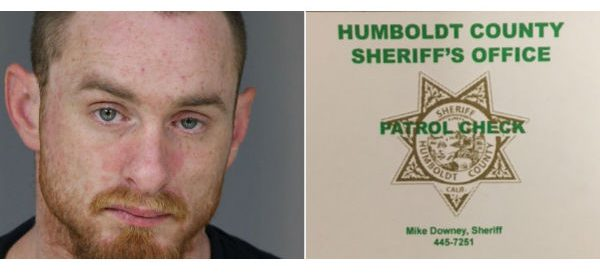 Mugshot and patrol check