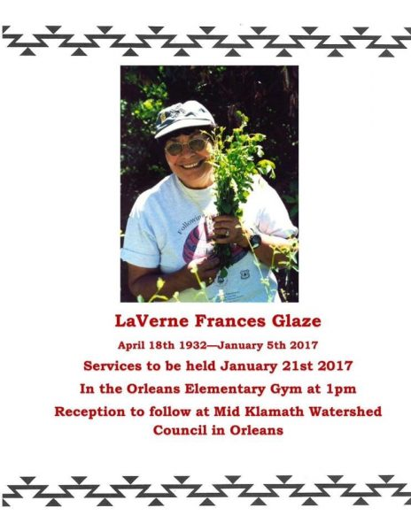 LaVerne Frances Glaze