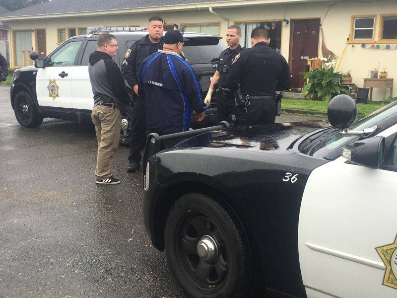 EPD arrest suspect