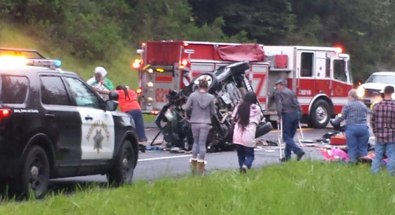 UPDATE Tuesday] Multi-Car Traffic Accident With Extrication Shut ...