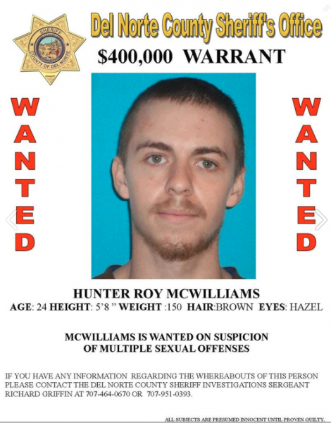 HUNTER ROY MCWILLIAMS