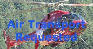 medical helicopter, medivac