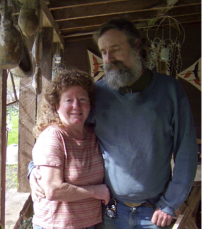 Tracy and Rex Whitlow from a 2011 photo in the North Coast Journal.