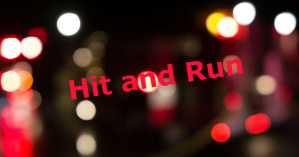 Hit and run feature icon