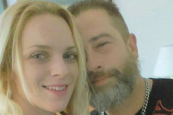 """Amber Wiegelman and Jeremy """"Jay"""" De Leal"""