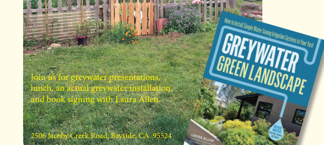 Greywater book ad