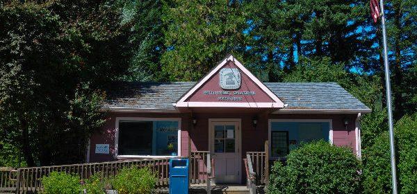 Phillipsville post office feature
