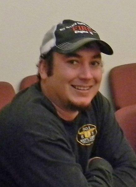 """firefighter William """"Bill"""" Jaros."""