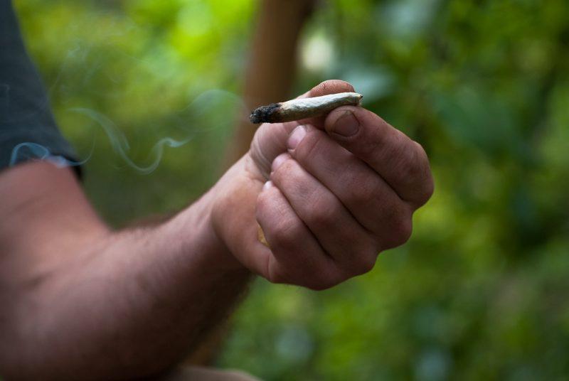 marijuana joint