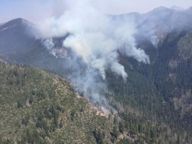 Aug 2 photo of Ukonom Fire