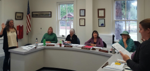 Blue lake City council