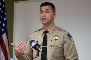 Sheriff Billy Honsal