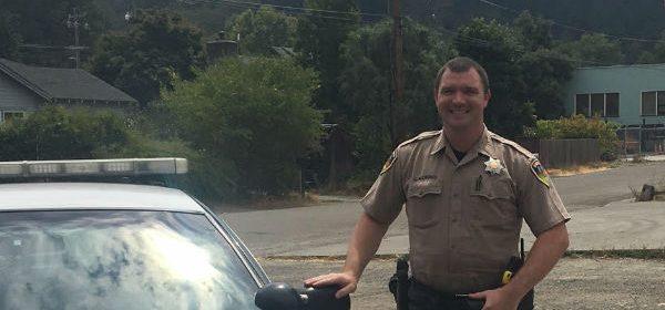 Deputy Jacob Morris