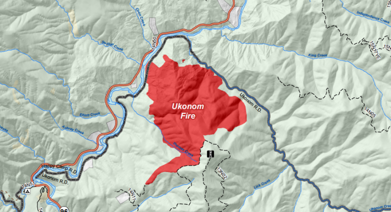 ukonom Fire on August 3