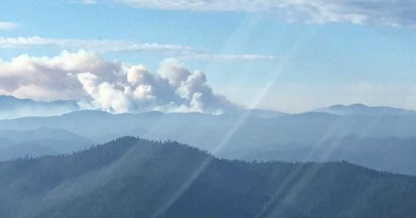 Buck Fire Sept 14 inciweb