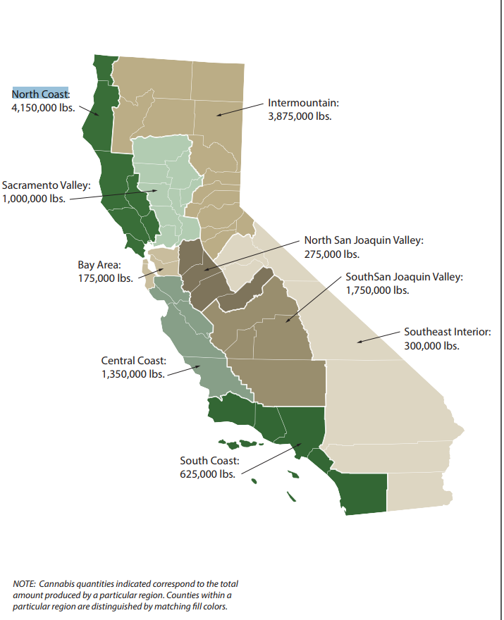 Graphic from CALIFORNIA DEPARTMENT OF FOOD AND AGRICULTURE