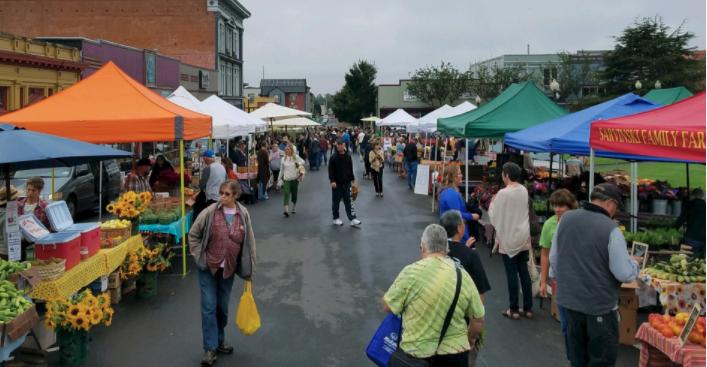 Arcata Farmer's Market