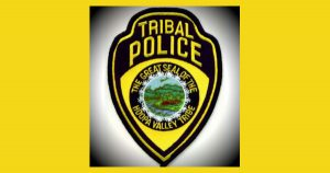 Hoopa Tribal Police feature