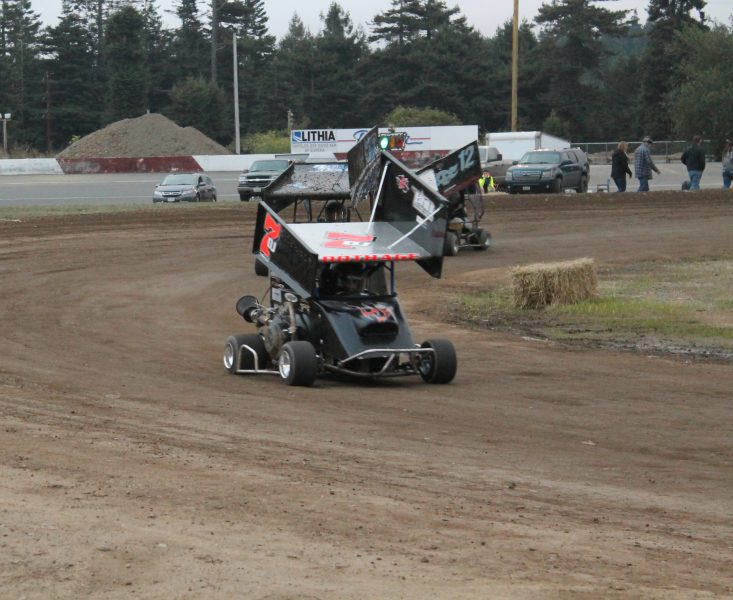 Whitley, Dothage Wins Close Out Kart Season At The Acres