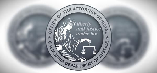 California Attorney General logo