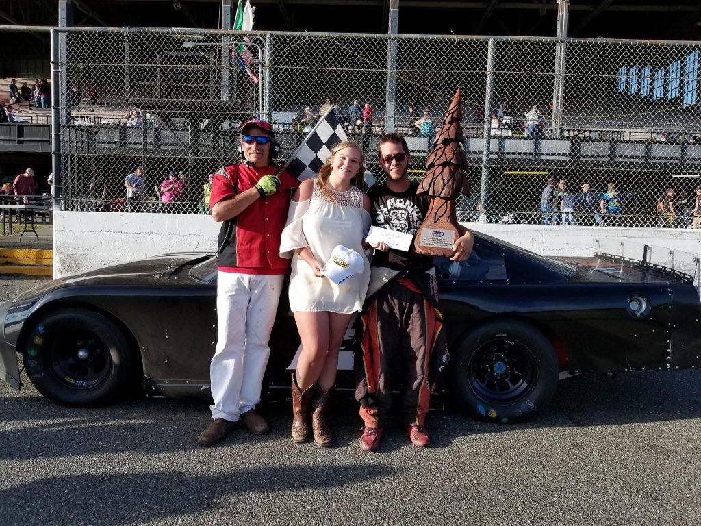 Brandon white wins dennis wendt memorial race redheaded for Mid city motors eureka