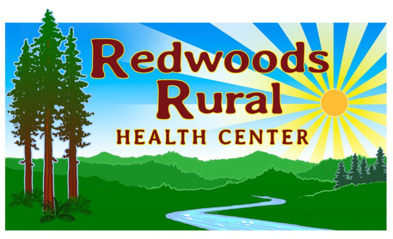 Redwoods Rural Health center logo