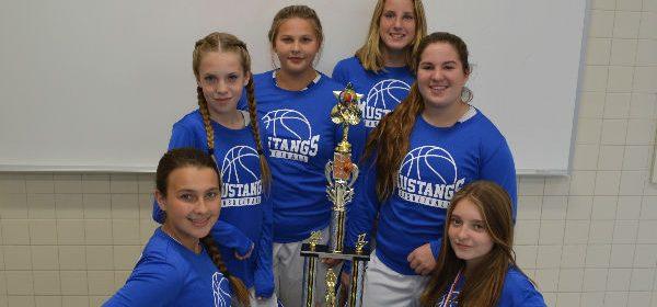 junior high girls sports