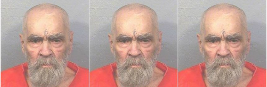 Inmate Charles Manson, 83