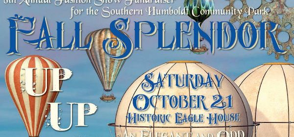 Southern Humboldt Community Park Fall Splendor