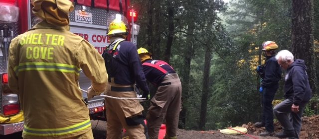 Rescue, Volunteer Fire, traffic collision