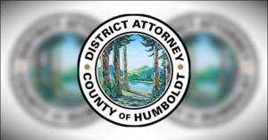 Humboldt County District Attorney DA Blur