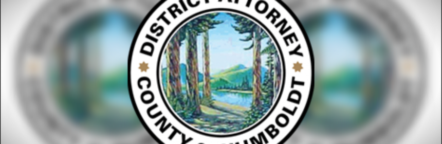 Humboldt County District Attorney DA Blur