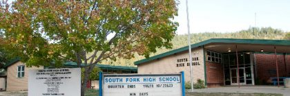 South fork High school
