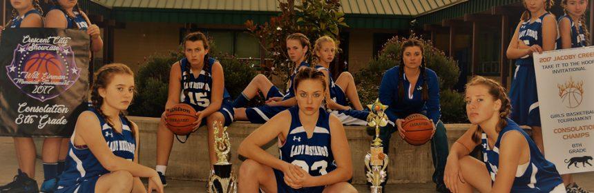 Miranda Mustangs 8th Grade Girls Basketball