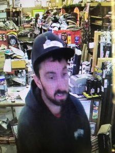 alleged thief