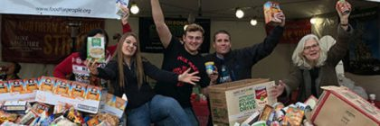 Food for People food drive