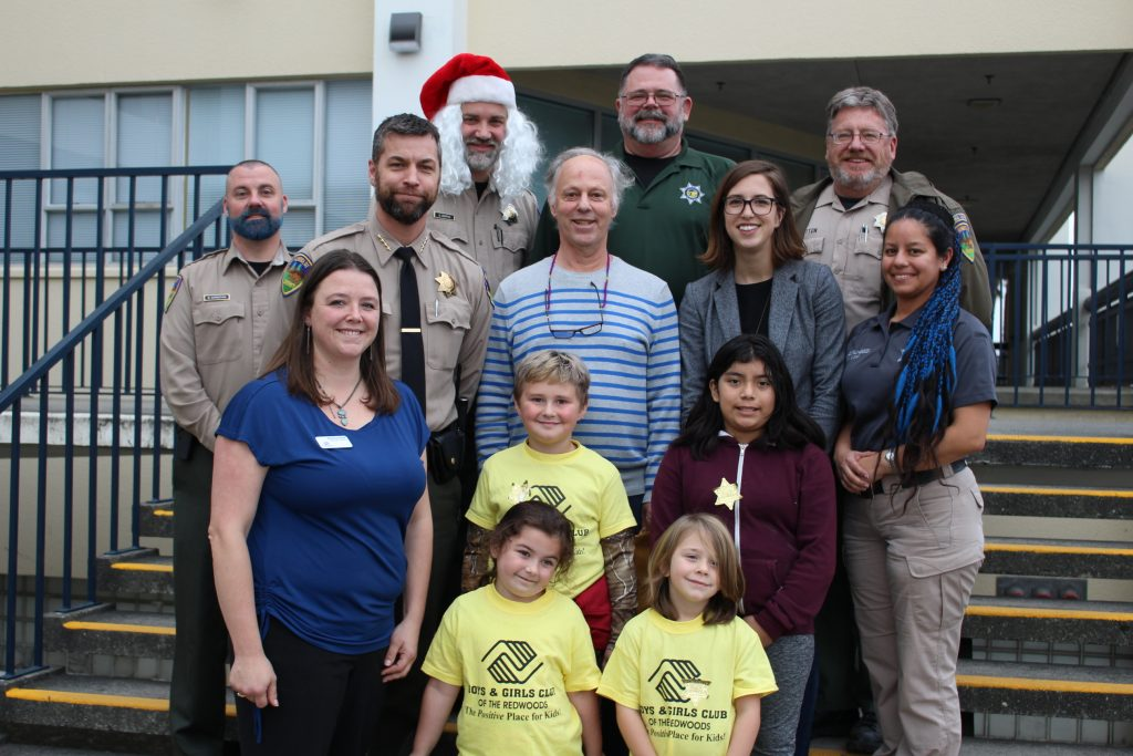 Humboldt County Sheriff's staff and CASA