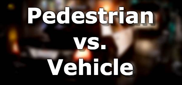 Pedestrian vs Vehicle