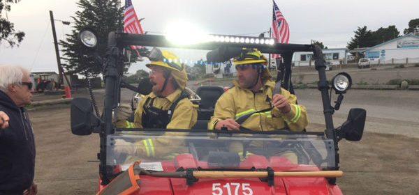Shelter Cove Fire Rescue