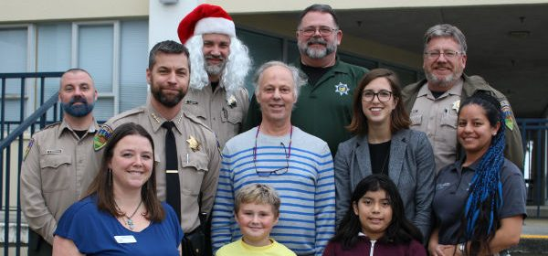 umboldt County Sheriff's staff and CASA boys and girls club
