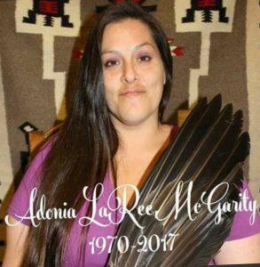 Adonia McGarity